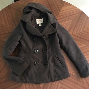 American rag coat